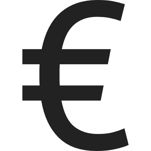 Euro Symbol Free Png Download Vector