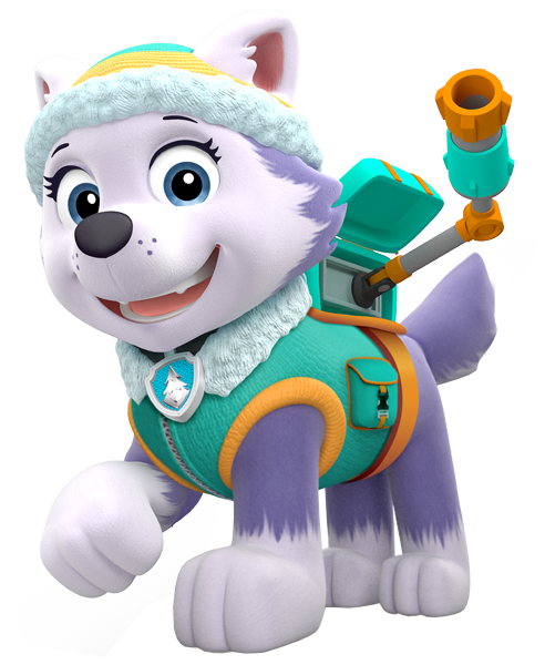 Everest Paw Patrol Png image #41896