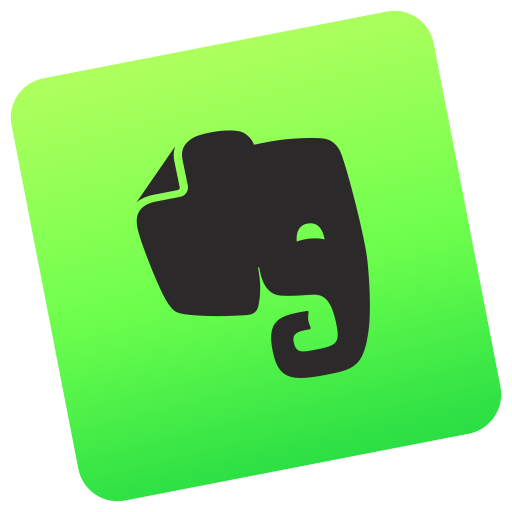 Icon Vector Evernote image #17385