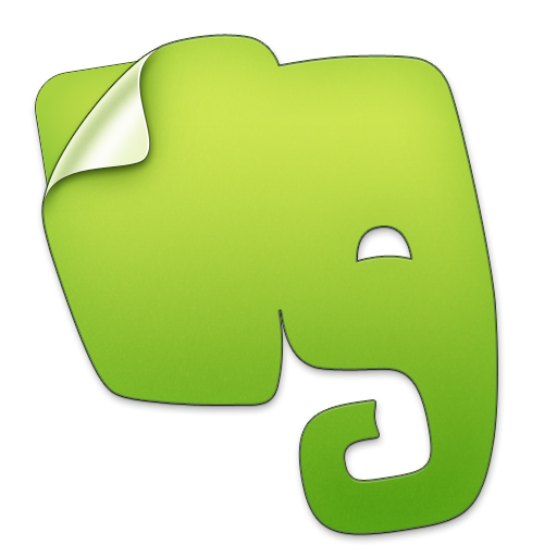 Png Icon Evernote Download image #17391