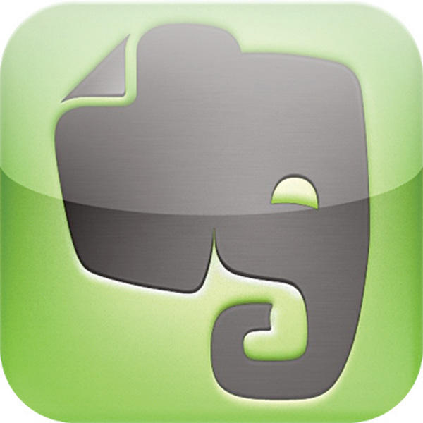 Free Evernote Icon Png image #17397