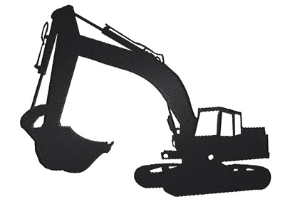 Free Download Of Excavator Icon Clipart