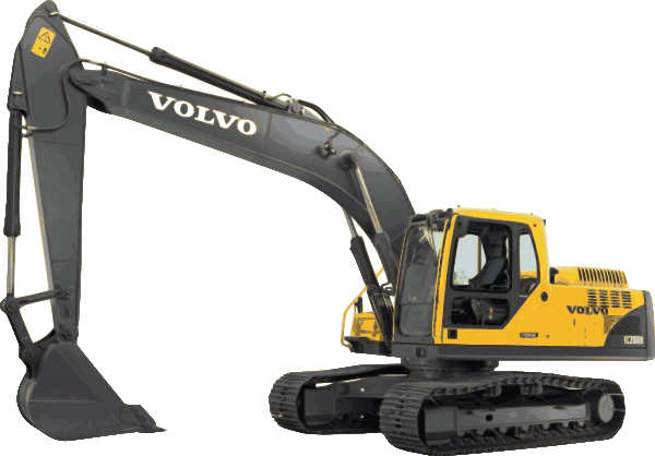 Image Png Collections Excavator Best