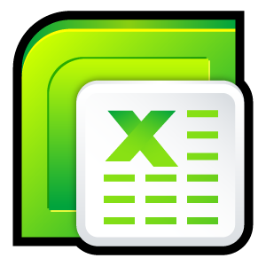 Icon Excel Free Image image #16678