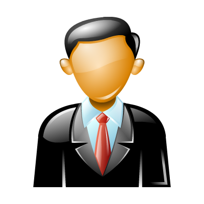 Vector Icon Person image #1694