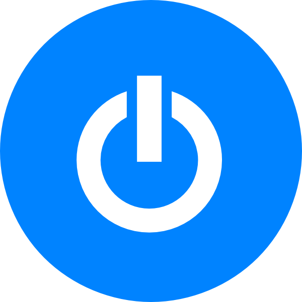 Exit Button Icon image #4615