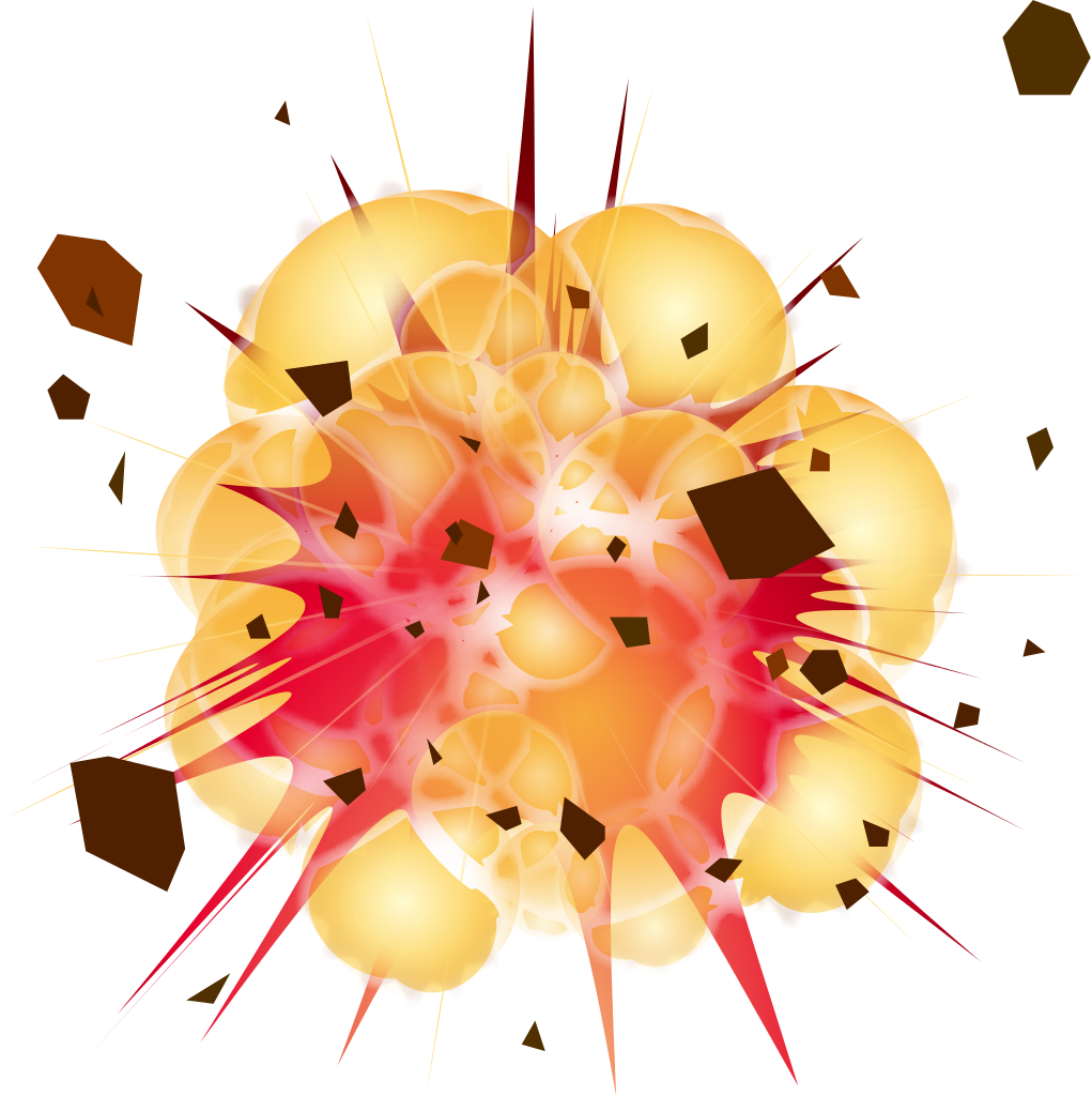 Free Icon Explosion Png image #9157