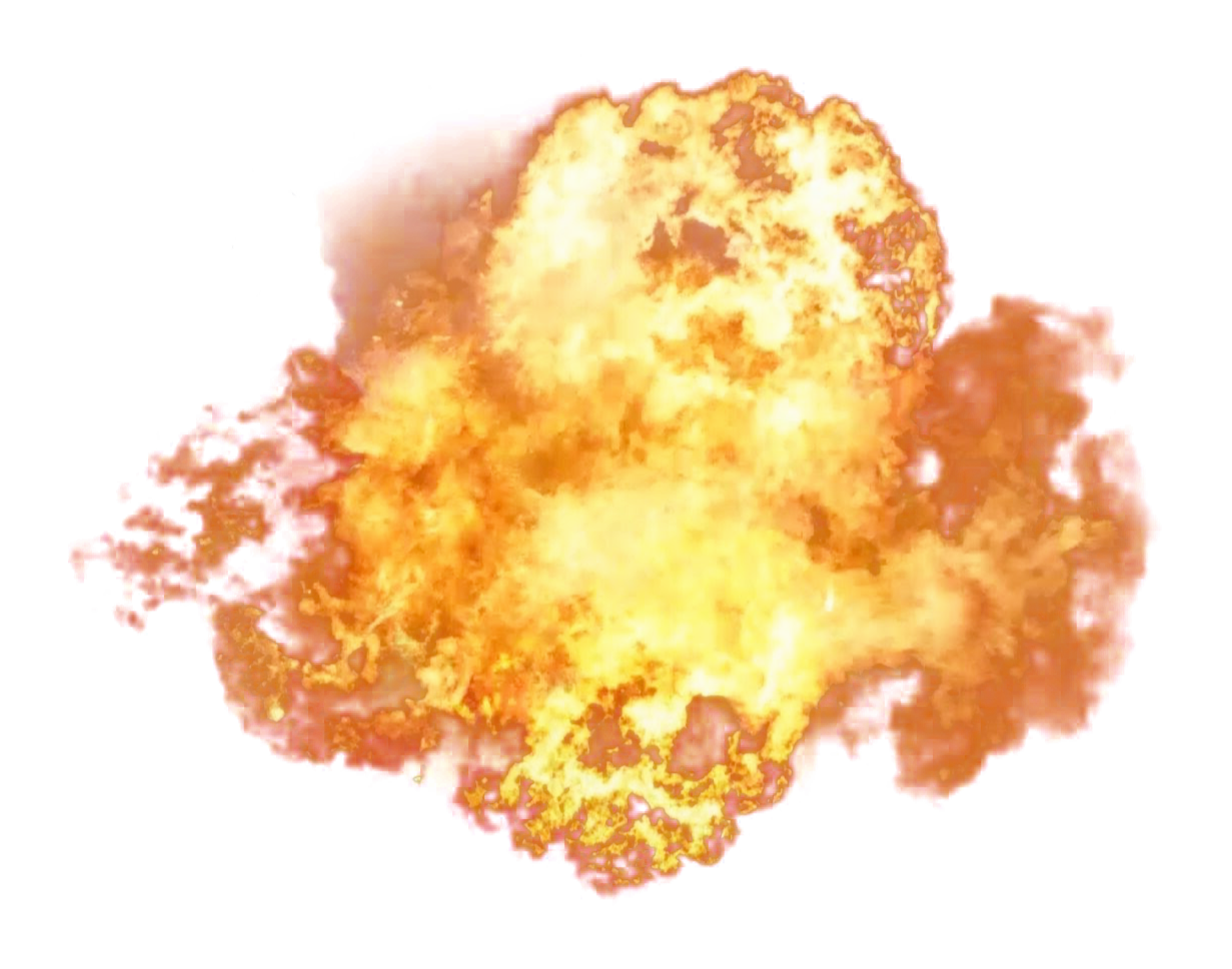 Explosion Transparent Images Free Download