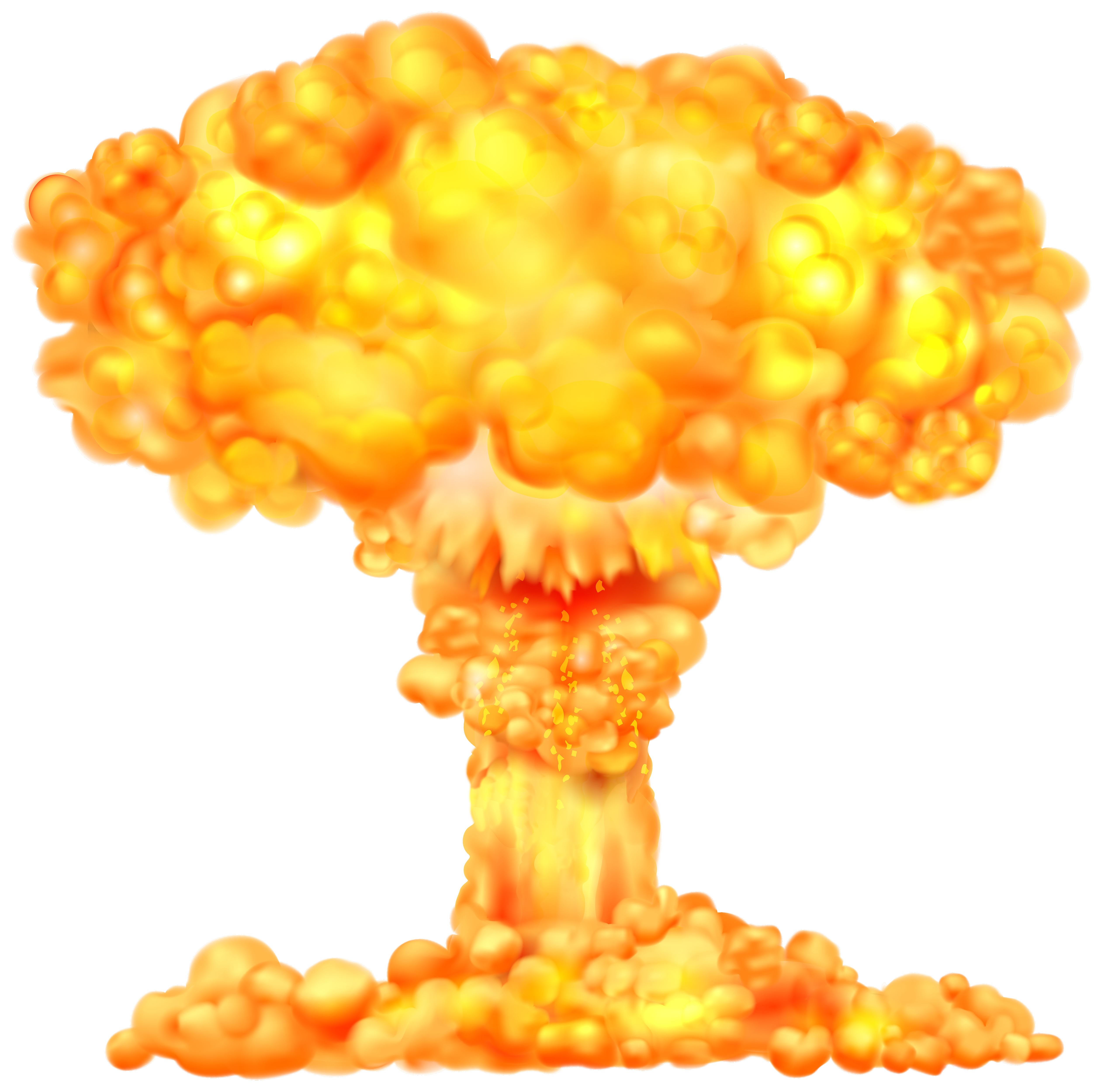 Explosion Transparent PNG HD image #45939