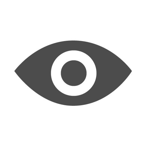Eye Icon Png Viewed accomms