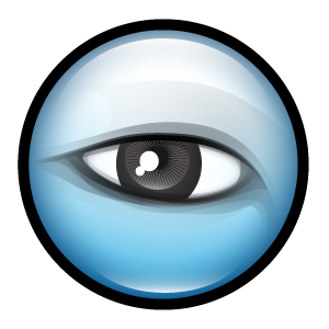 Eye Side Library Icon image #10855