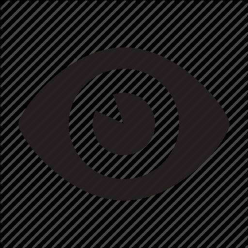 eye side icons - png  u0026 vector
