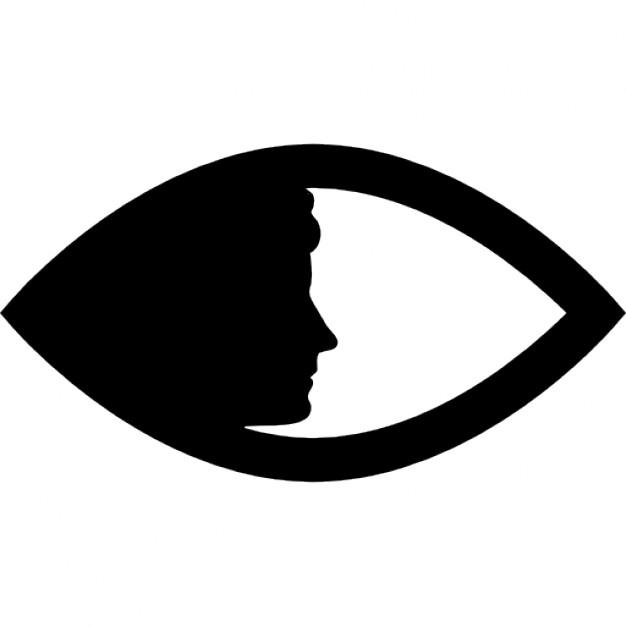 Eye Side Vector Free