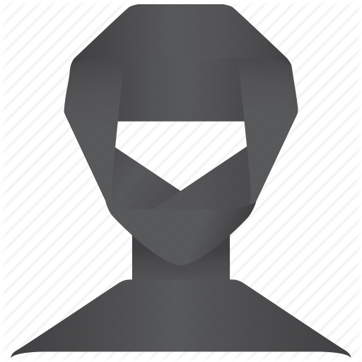 Icon Face Head Man Vector