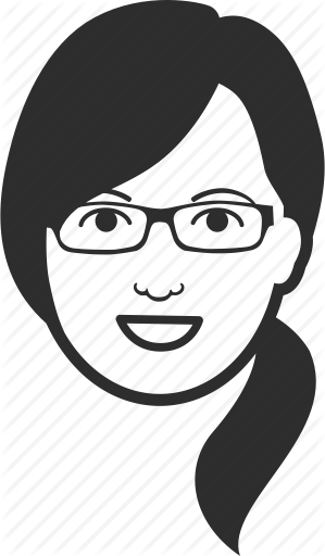 Icon Face Head Woman Png Free