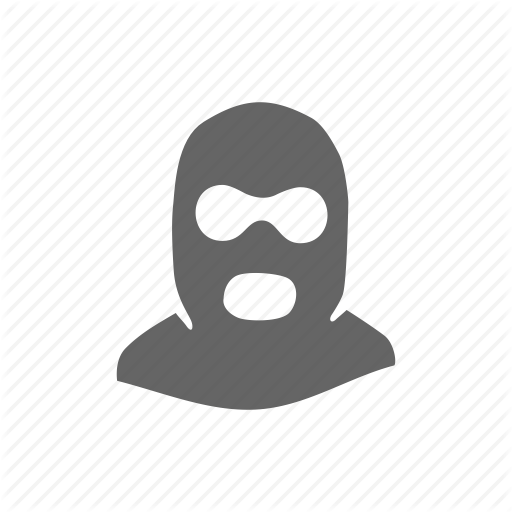Face, Mafia, Robbery, Thief, Violation Icon  image #5024
