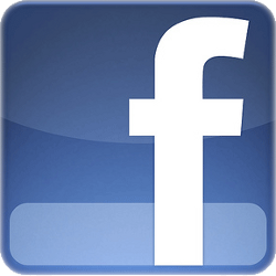facebook f logo transparent image