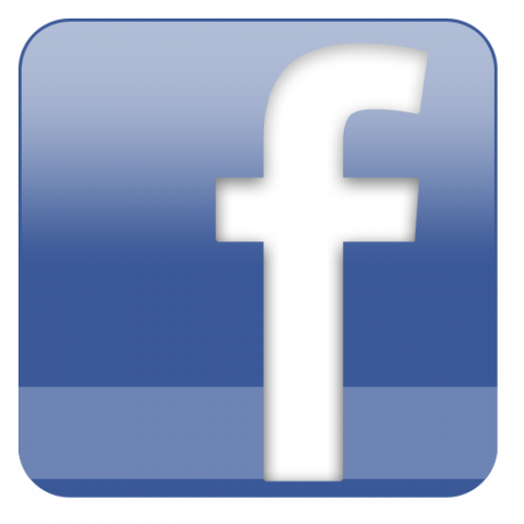 Image result for facebook icon transparent background