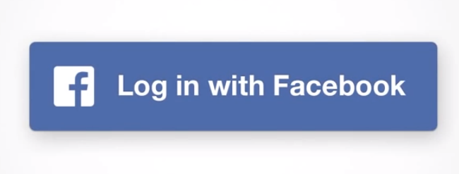 logo facebook login