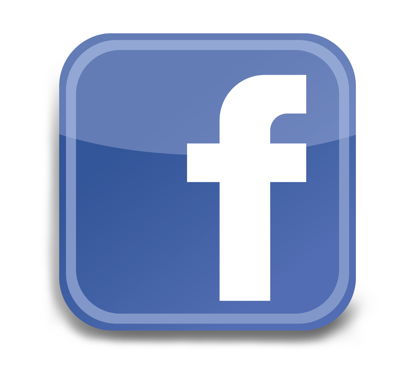 Image result for facebook logo transparent