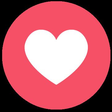 facebook love png