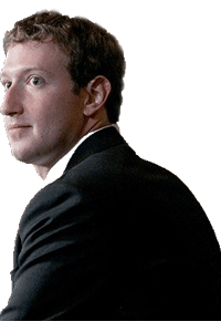 facebook, mark zuckerberg png