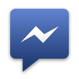 Facebook Messenger Chat Logo Png image #44109