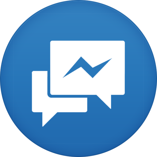 Facebook Messenger Icon Png image #11613