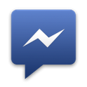 Facebook Messenger Icon Png image #11619