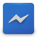 Facebook Messenger Icon Png image #11621