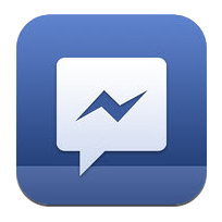 Facebook Messenger Svg Free image #11623