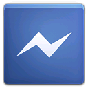 Facebook Messenger Icon Png image #11624