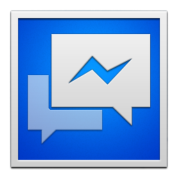 Facebook Messenger Icon Png image #11626