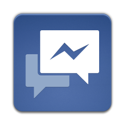 Facebook Messenger logo icon png #44101 - Free Icons and ...