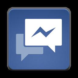 Facebook Messenger logo icon png