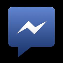 Facebook messenger logo image