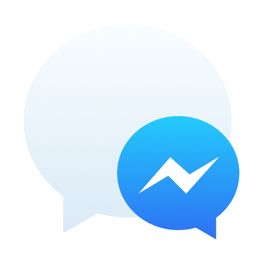 Facebook Messenger OS X Png