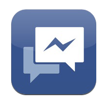 Facebook Messenger Transparent Hd Logo image #44106