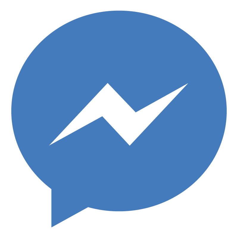 Facebook Messenger vector logo logo