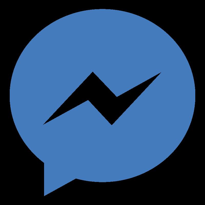 Facebook Messenger vector logo logo