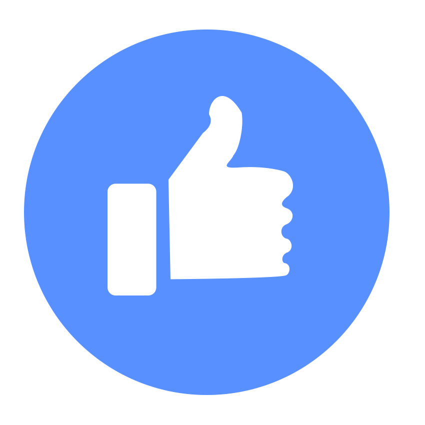 Facebook New Like Symbol image #38372