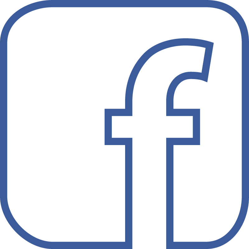 facebook outline transparent 38365 free icons and png