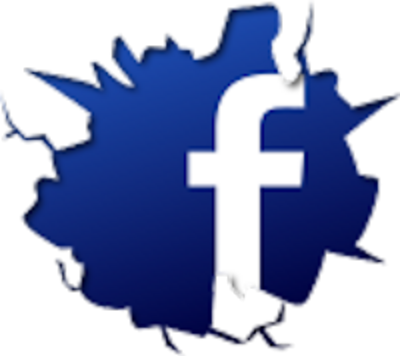 Facebook Icon Svg image #770