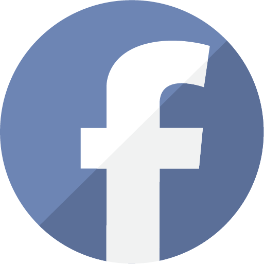 facebook radius transparent logo