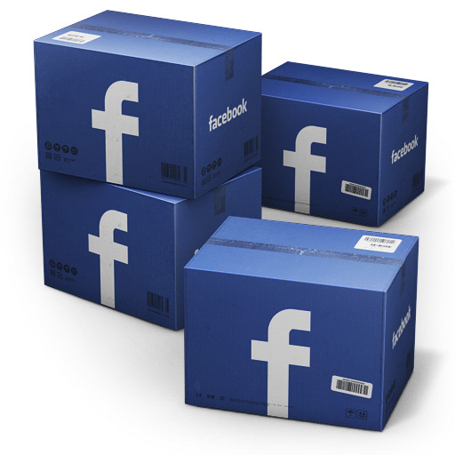 Facebook, Shipping Icon | Icon Search Engine image #350