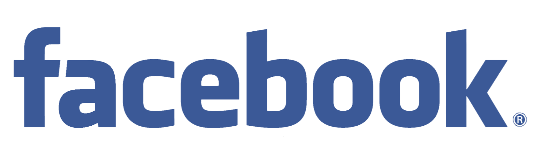 facebook text logo transparent 38355 free icons and png