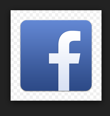 Facebook Transparent Logo image #38368
