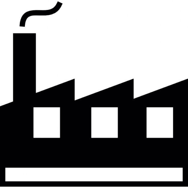 Factory Building, IOS 7 Interface Symbol Icons | Free Download image #1230