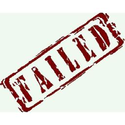 Icon Vector Failure