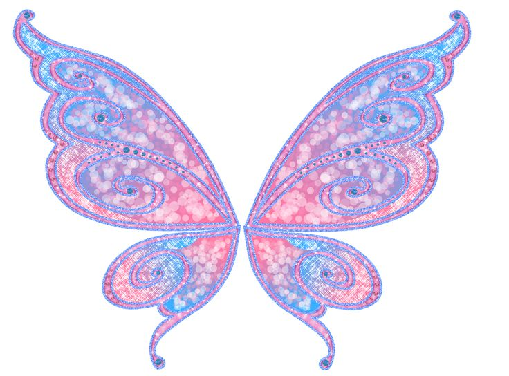 Fairy Wings Transparent Background Png image #36484